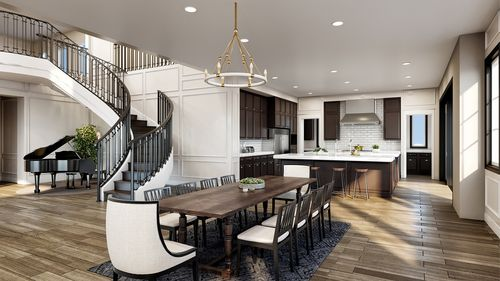 Kitchen-in-Varona-at-Palomar at Pacific Highlands Ranch-in-San Diego
