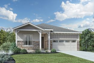 Wakefield - North Hill - The Overlook Collection: Thornton, Colorado - Toll Brothers