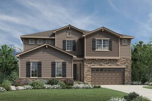 Dillon - North Hill - The Point Collection: Thornton, Colorado - Toll Brothers