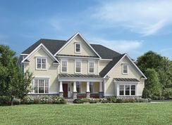Stansbury - Orchard Ridge - The Enclave: Mahwah, New Jersey - Toll Brothers