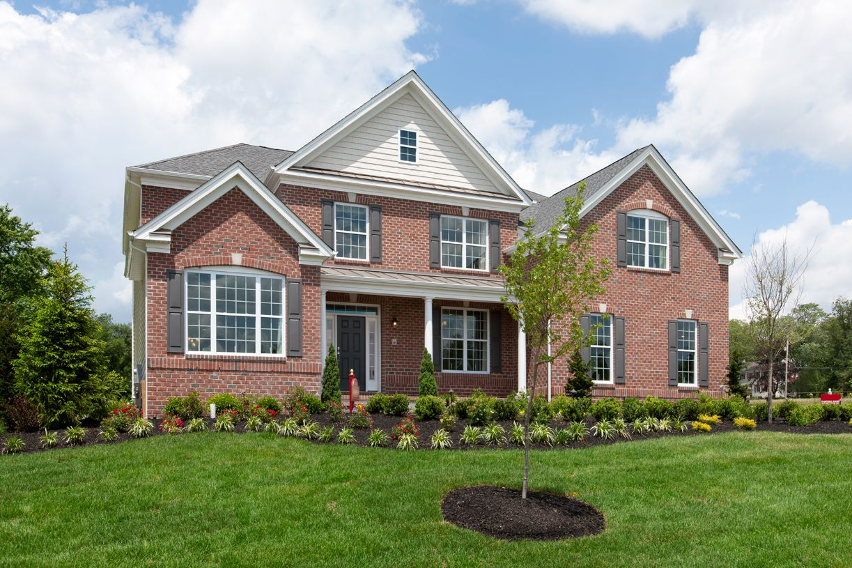 Exterior featured in the Hopewell By Toll Brothers in Bergen County, NJ
