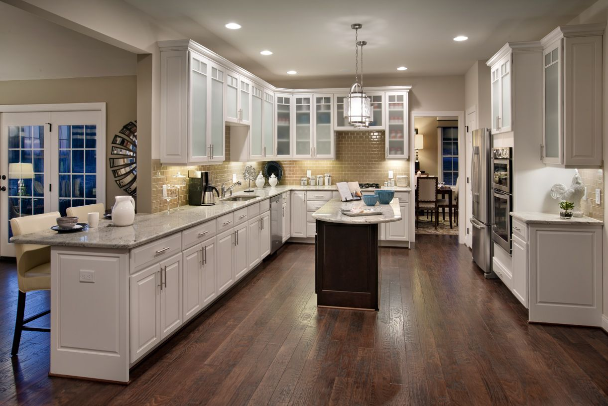 Kitchen featured in the Hopewell By Toll Brothers in Bergen County, NJ