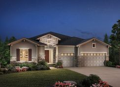 Berkley - Toll Brothers at Inspiration - Boulder Collection: Aurora, Colorado - Toll Brothers