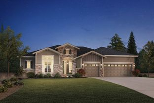 Antero - Toll Brothers at Inspiration - Boulder Collection: Aurora, Colorado - Toll Brothers