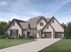 Lowell - Woodson's Reserve - Executive Collection: Spring, Texas - Toll Brothers