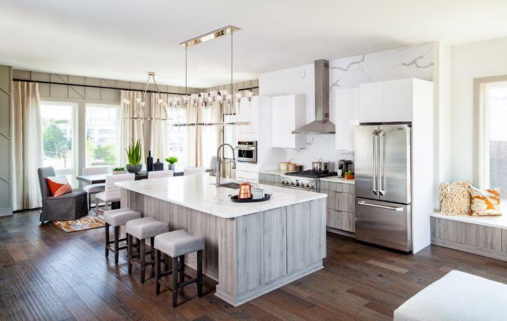Elevation Image:Harper Kitchen