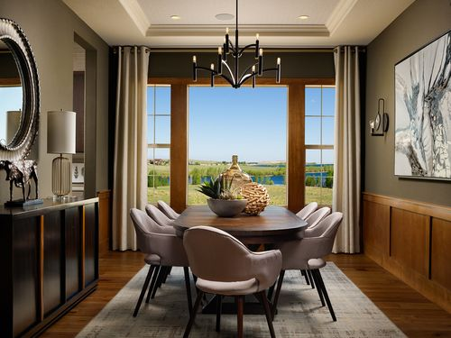 Breakfast-Room-in-Chatfield-at-The Highlands at Parker-in-Parker