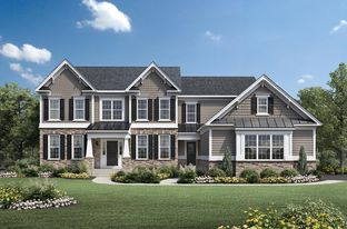 Chelsea - The Woods of South Barrington - Signature Collection: South Barrington, Illinois - Toll Brothers