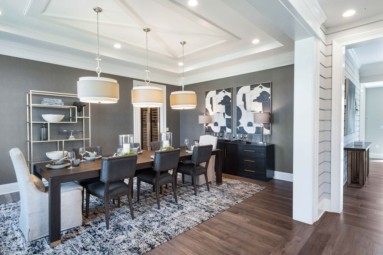 Living Area featured in the Weatherstone By Toll Brothers in Chicago, IL