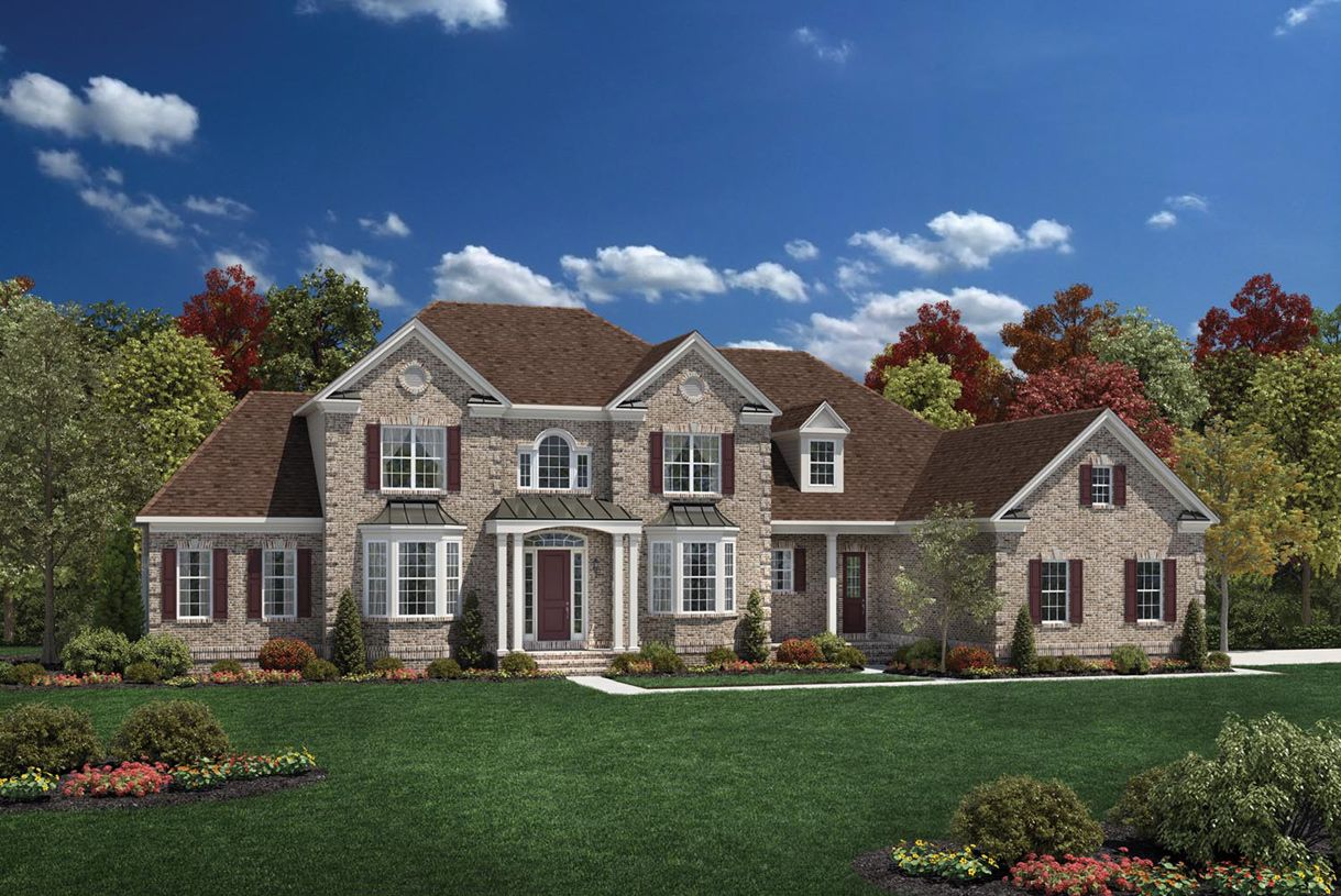 Captivating Chamberlain   The Woods Of South Barrington   Signature Collection: South  Barrington, Illinois