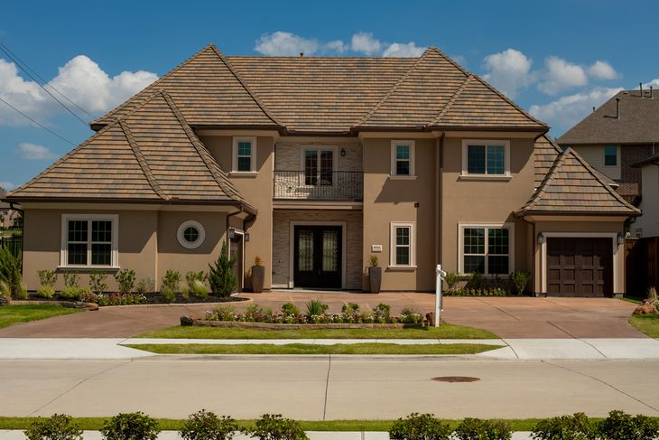 Elevation Image:The Montpellier Versailles - Available for Immediate Move-In