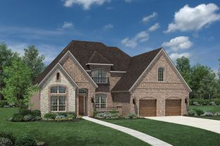Adalyn - Pomona - Executive Collection: Manvel, Texas - Toll Brothers