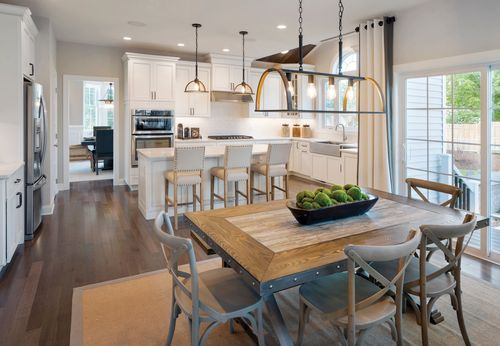 Kitchen-in-Columbia II-at-Estates at South Windsor-in-South Windsor