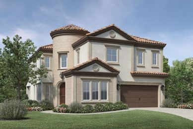 New Luxury Homes in Porter Ranch, CA | 350 Homes | NewHomeSource
