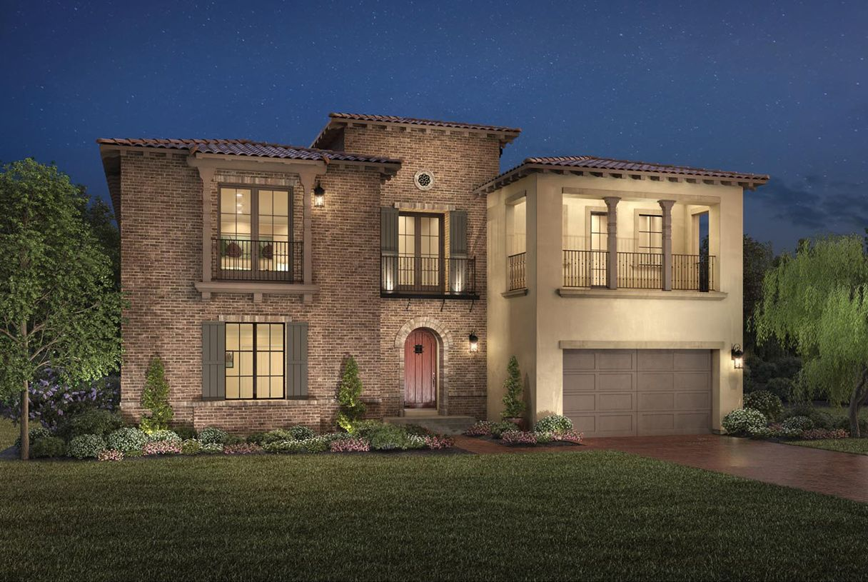 Exterior featured in the Seeley By Toll Brothers in Los Angeles, CA