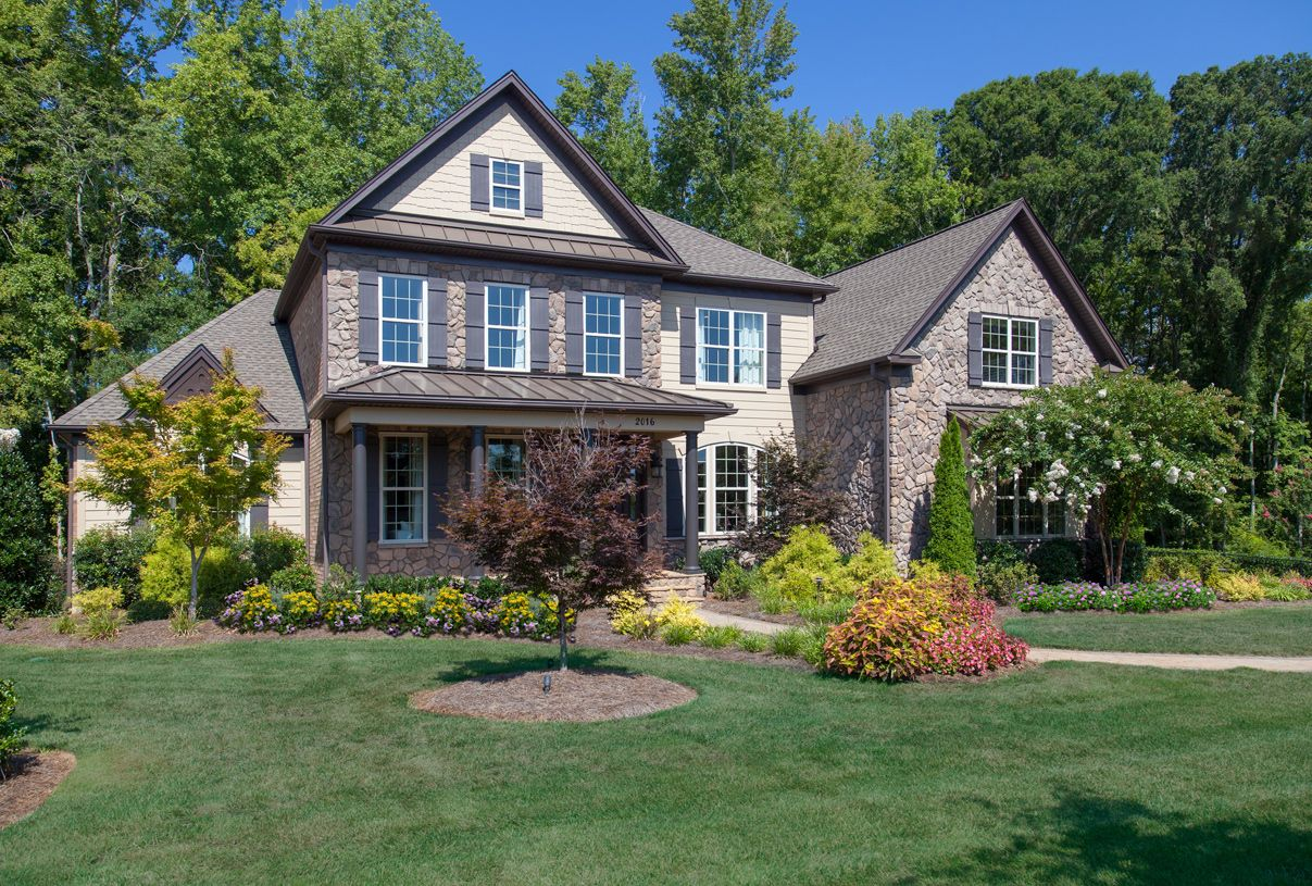 Preserve At Marvin By Toll Brothers In Charlotte North Carolina