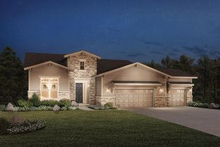 Durango - Toll Brothers at Inspiration - Boulder Collection: Aurora, Colorado - Toll Brothers