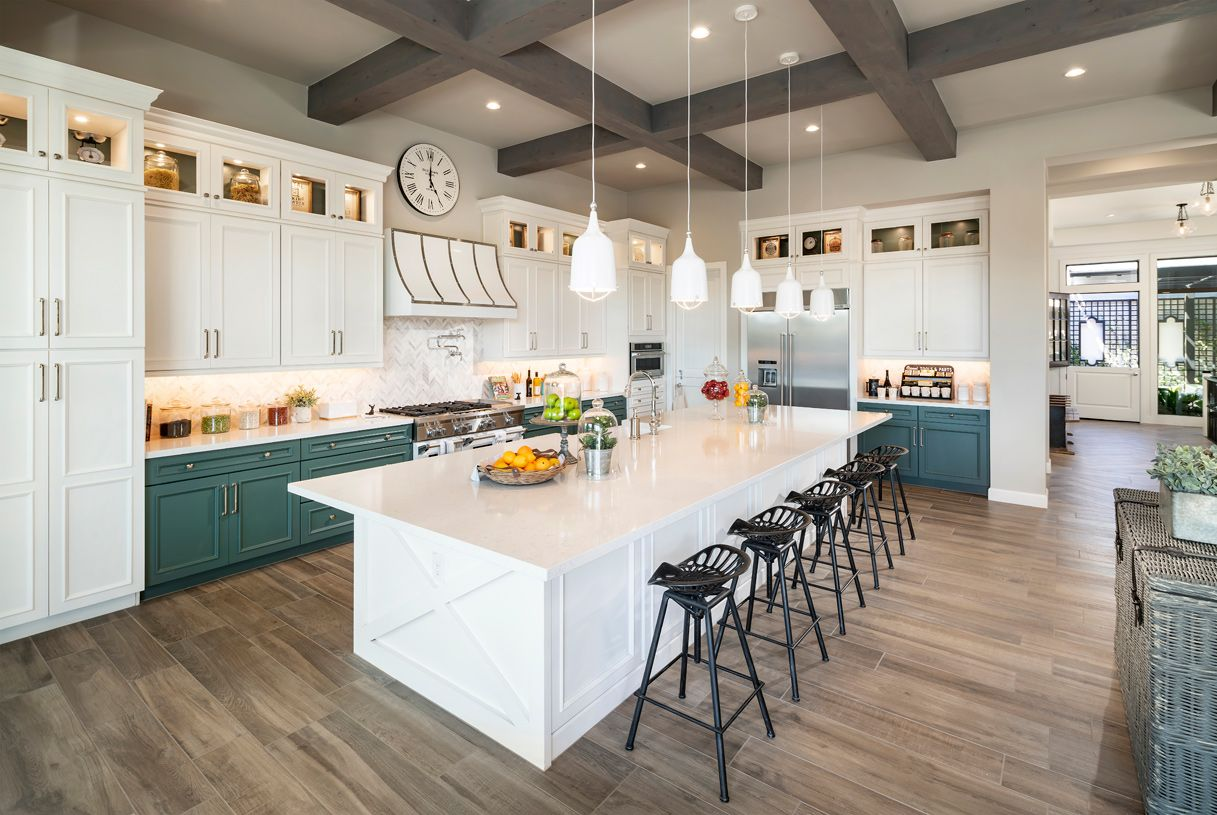 Kitchen-in-Triana-at-Legacy at Seville-in-Gilbert