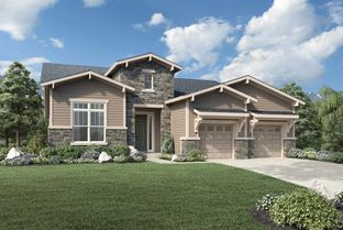 Durango - North Hill - The Point Collection: Thornton, Colorado - Toll Brothers