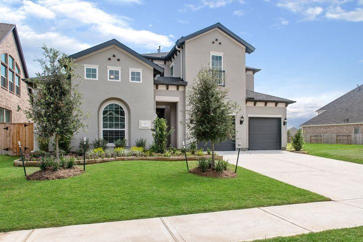 Elevation Image:Beautiful stucco exterior