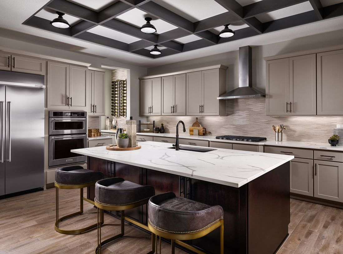 Kitchen featured in the Dillon II By Toll Brothers in Fort Collins-Loveland, CO