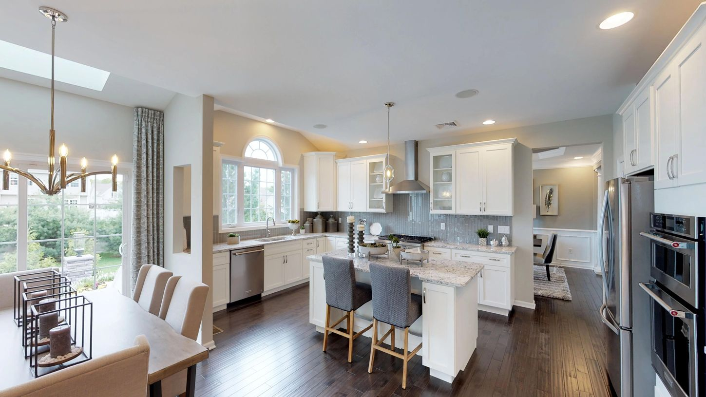 Kitchen-in-Niagara-at-Hopewell Glen - The Gardens-in-Hopewell Junction