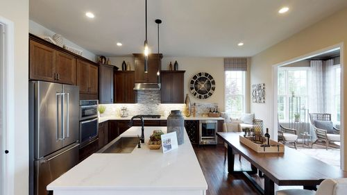 Kitchen-in-Bayhill-at-Hopewell Glen - The Gardens-in-Hopewell Junction
