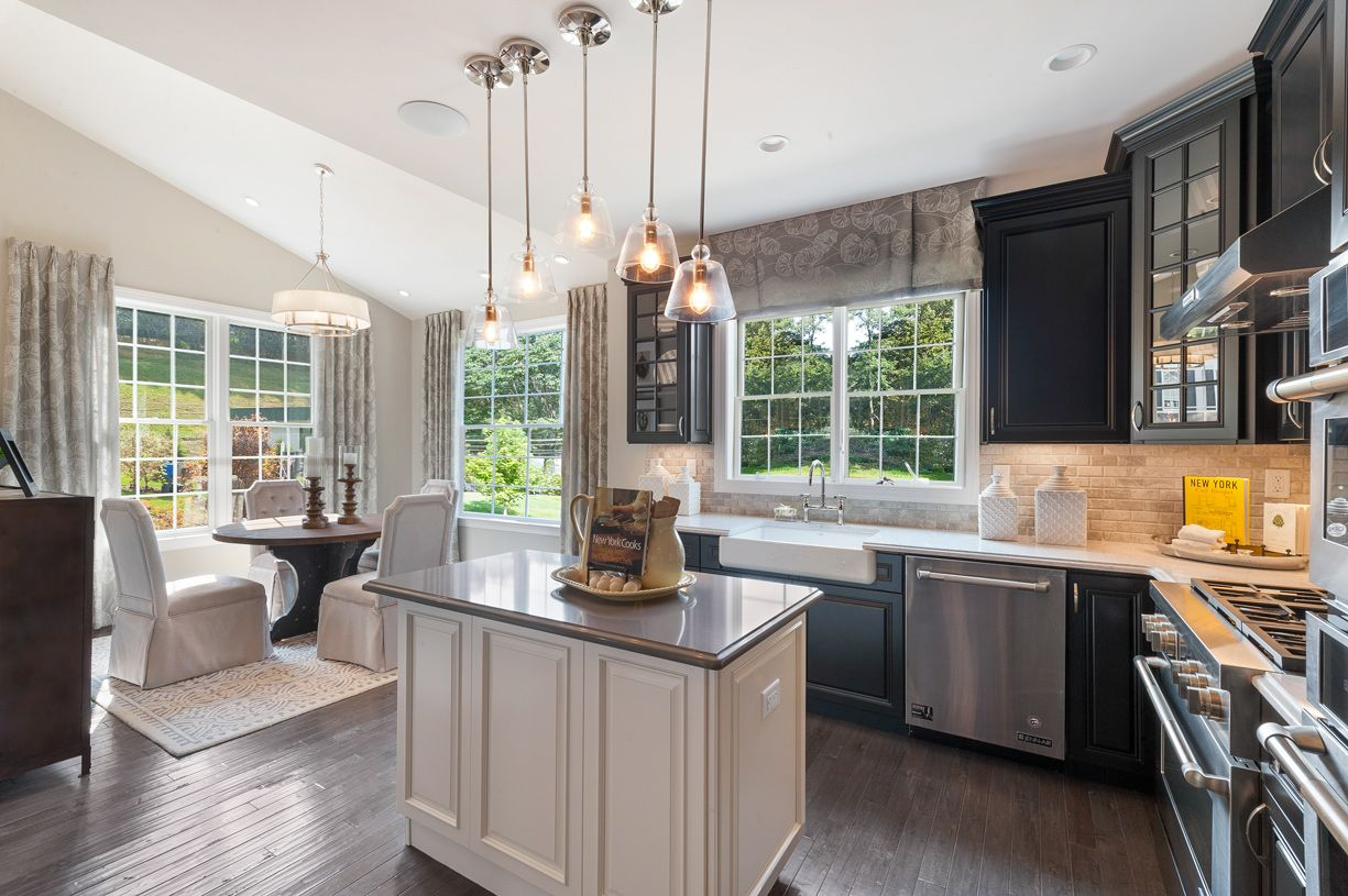 Kitchen featured in the Bristol By Toll Brothers in Boston, MA