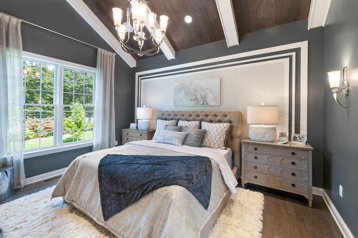 Bedroom featured in the Bristol By Toll Brothers in Boston, MA