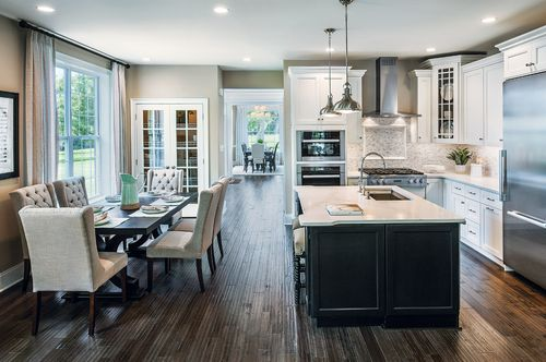 Kitchen-in-Bryn Athyn-at-Preserve at Emerald Pines-in-Methuen