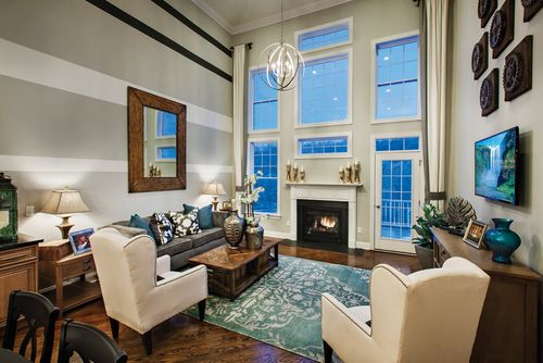 Greatroom-and-Dining-in-Abram-at-Preserve at Emerald Pines-in-Methuen
