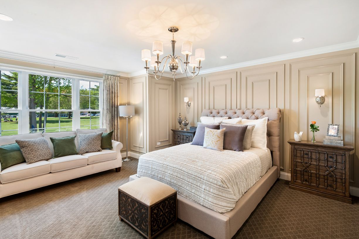 Bedroom featured in the Stanway By Toll Brothers in Boston, MA