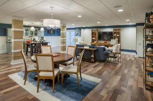 Kitchen-in-Vaughn-at-Seaside at Scituate - The Carriage Collection-in-Scituate