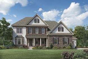 Dandridge - Jordan Pointe: New Hill, North Carolina - Toll Brothers