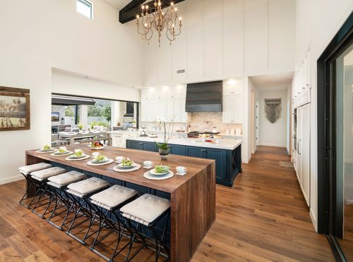 Kitchen-in-Pradera-at-Toll Brothers at Whitewing-in-Gilbert