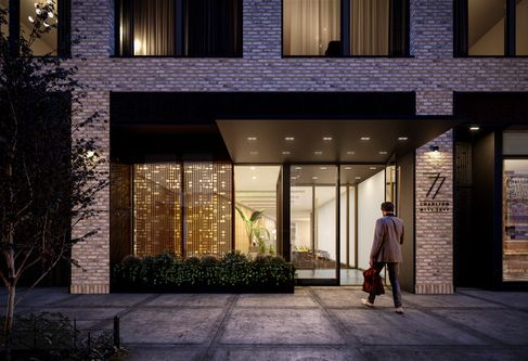 77 Charlton by Toll Brothers in New York New York