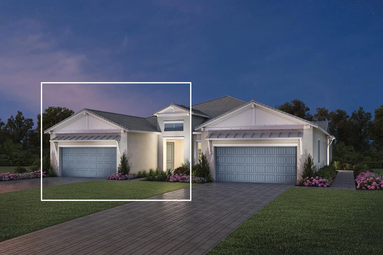 Exterior featured in the Baypointe By Toll Brothers in Naples, FL