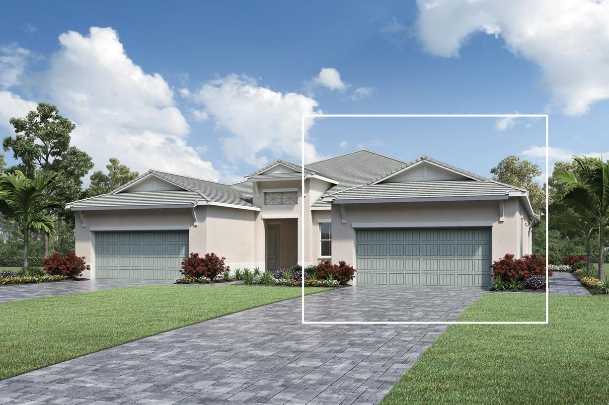 Exterior featured in the Stillwater By Toll Brothers in Naples, FL