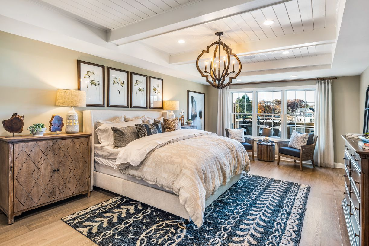 Bedroom featured in the Ashton (NJ) By Toll Brothers in Bergen County, NJ