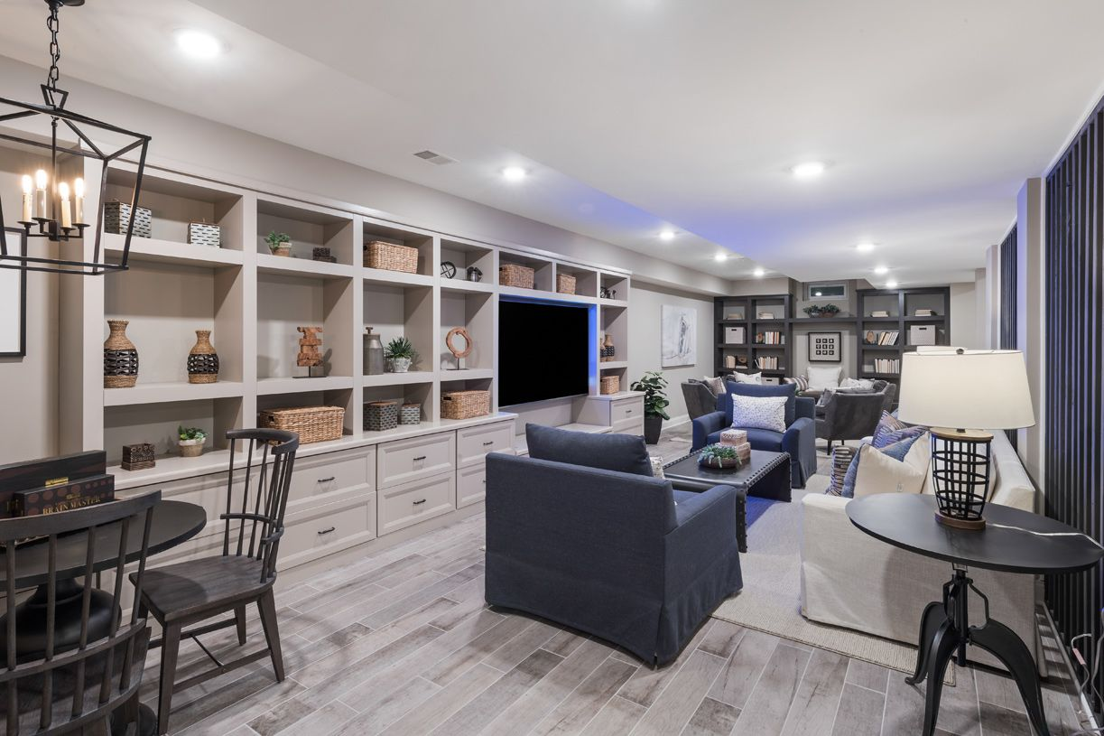 Living Area featured in the Ashton (NJ) By Toll Brothers in Bergen County, NJ