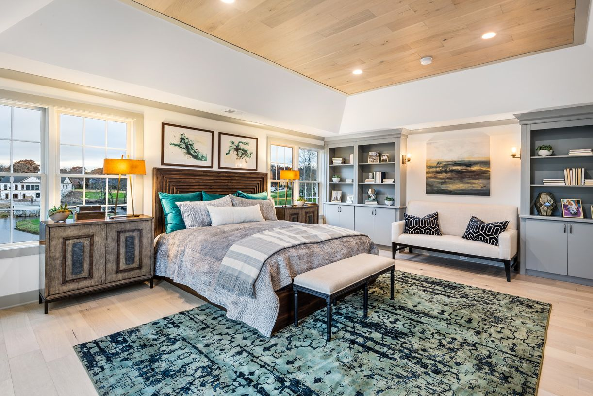 Bedroom featured in the Gladstone By Toll Brothers in Bergen County, NJ