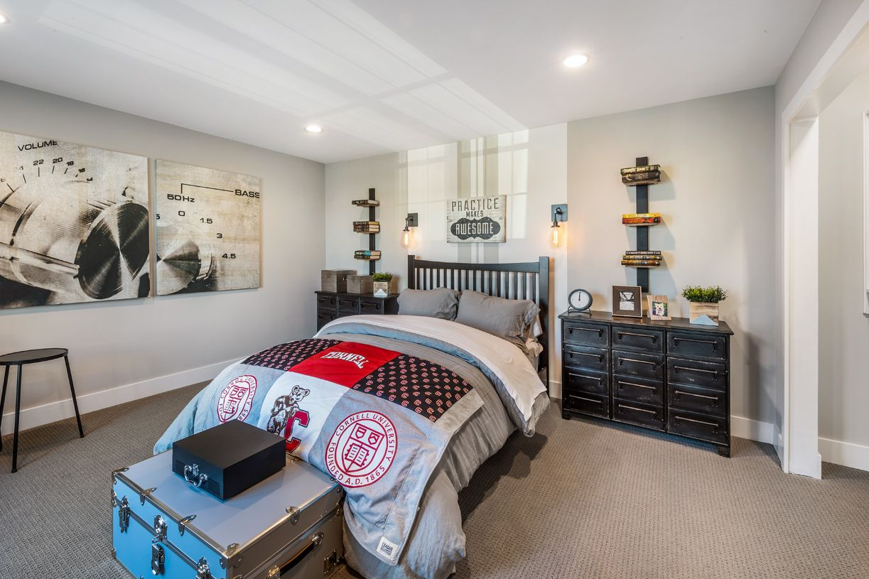 Bedroom featured in the Valeri By Toll Brothers in Bergen County, NJ