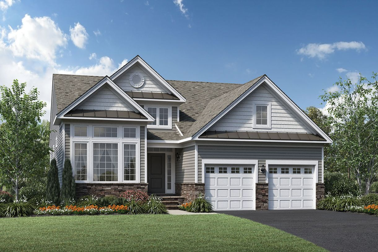 Exterior featured in the Fairhaven By Toll Brothers in Boston, MA
