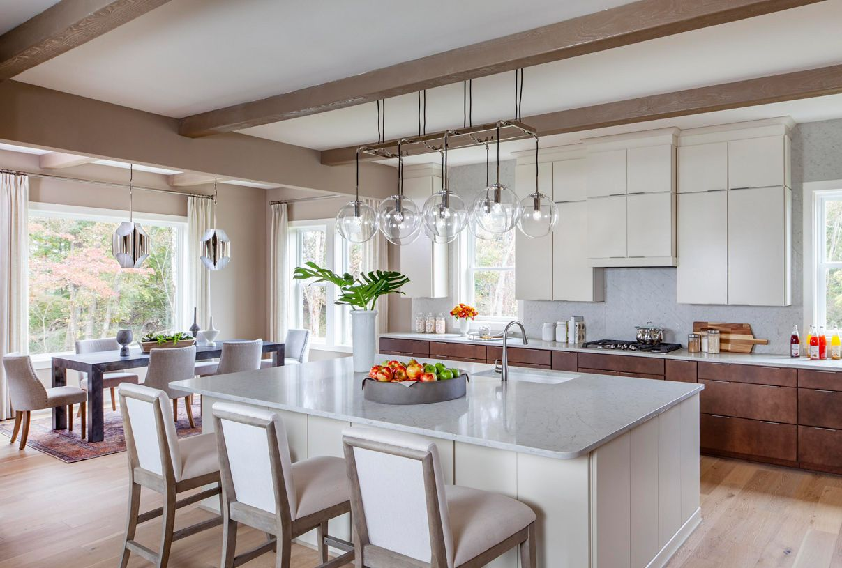 Kitchen featured in the Reston By Toll Brothers in Washington, VA