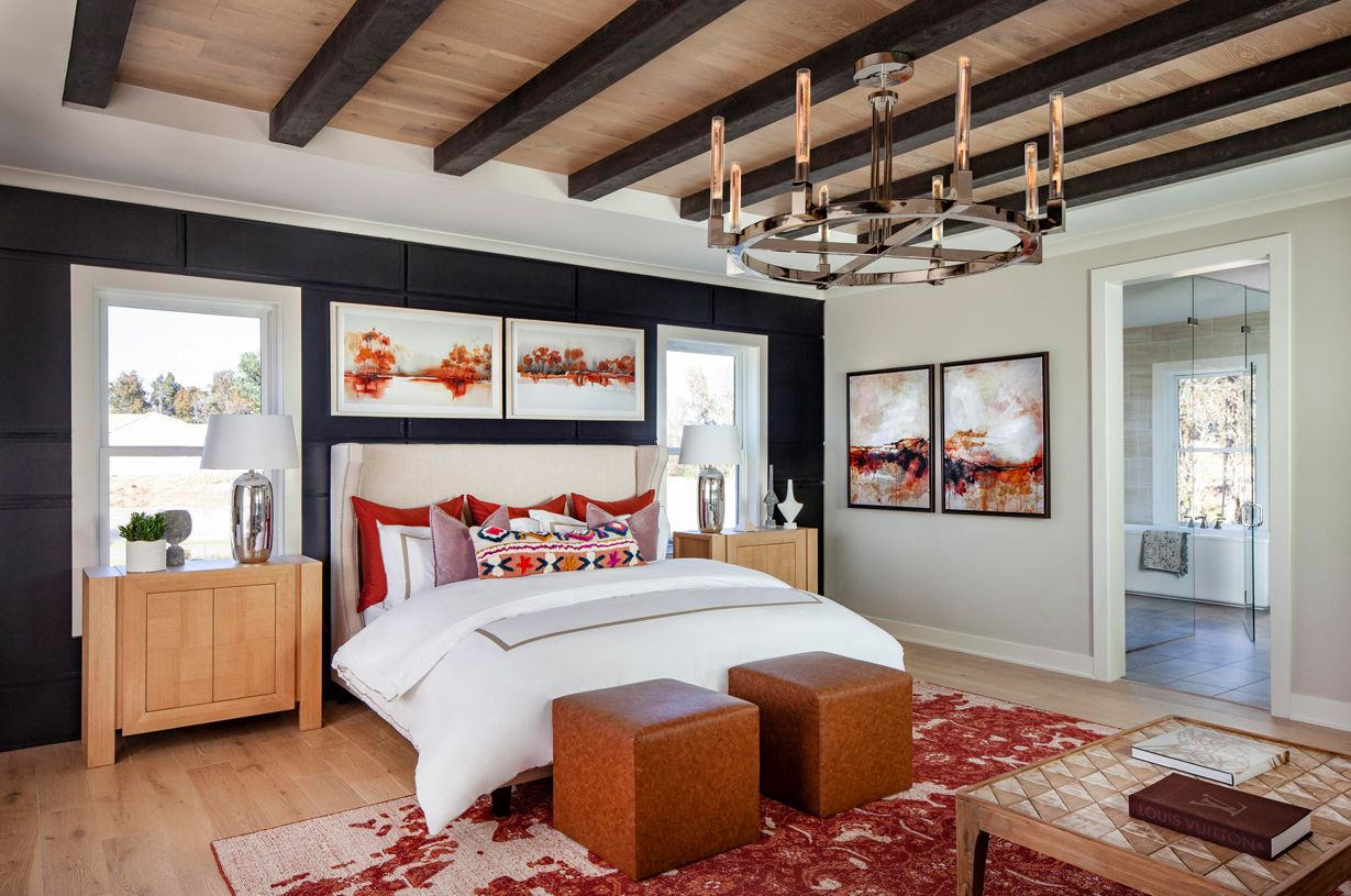 Bedroom featured in the Reston By Toll Brothers in Washington, VA
