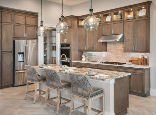 Kitchen-in-Mendon-at-Hopewell Glen - The Meadows-in-Hopewell Junction