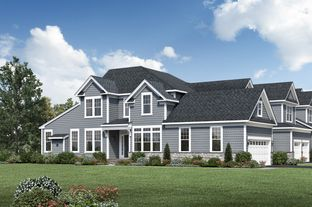 Kington - Seaside at Scituate - The Carriage Collection: Scituate, Massachusetts - Toll Brothers