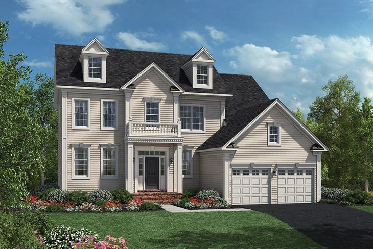 Elevation Image:The Cohasset
