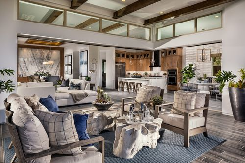 18 Toll Brothers Communities In Las Vegas Nv Newhomesource