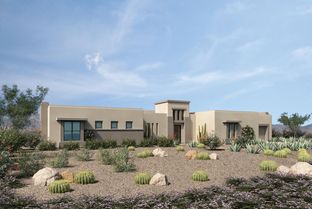 Vacaro - Sereno Canyon - Estate Collection: Scottsdale, Arizona - Toll Brothers